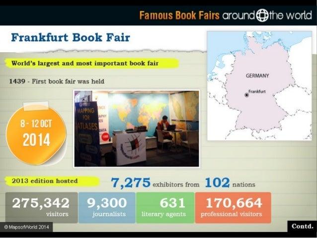 |. 'Inn1nnr~ D. nn, lr Fniwr       Frankfurt Book Fair  Most significant book fair in the world for international book righ...