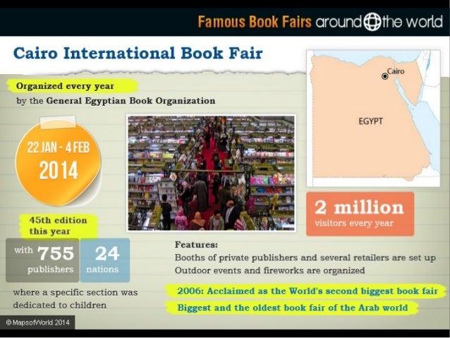 Famous Book Fairs oround@the world     International Kolkata Book Fair  Previously known as the Calcutta Book Fair and now...