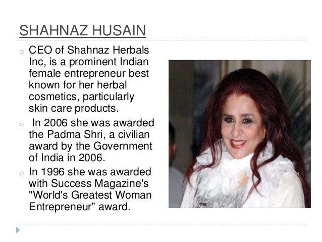 Meet the Woman Extraordinaire – Shahnaz Husain