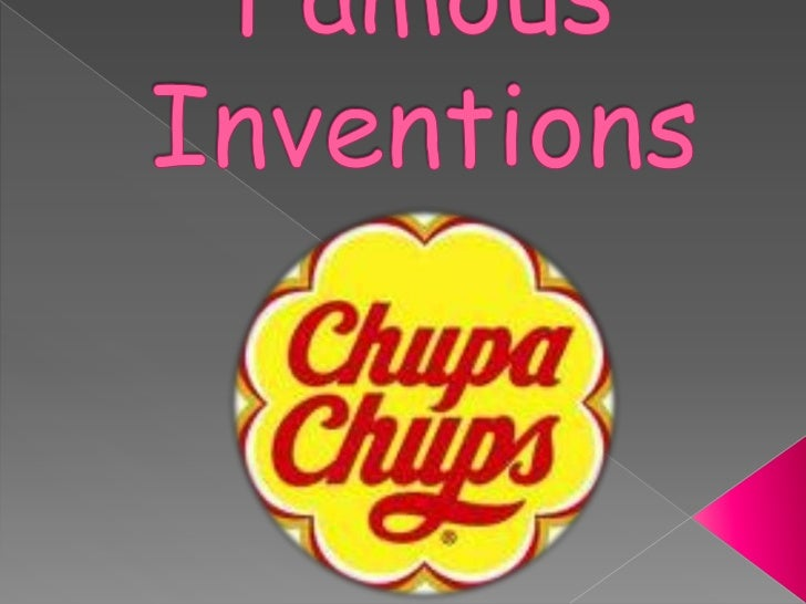 Famous Inventions<br />