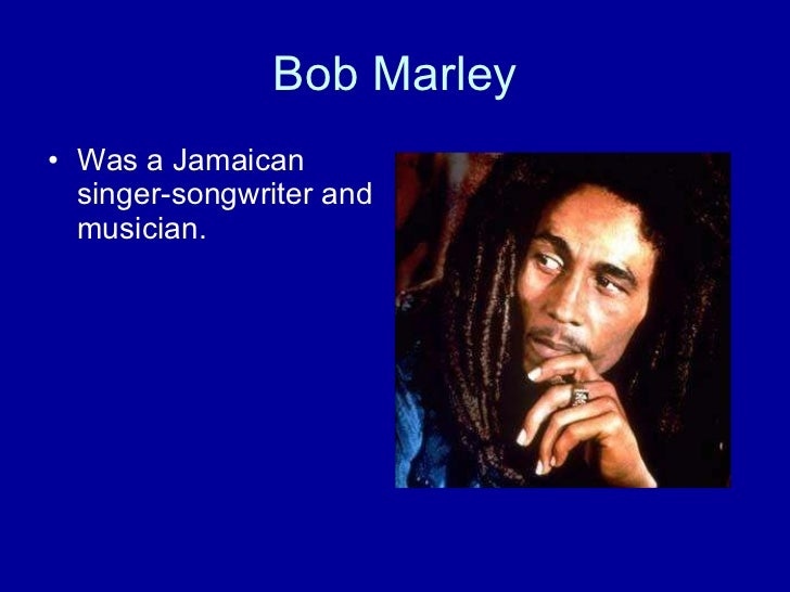 Bob Marley Net Worth | Celebrity Net Worth