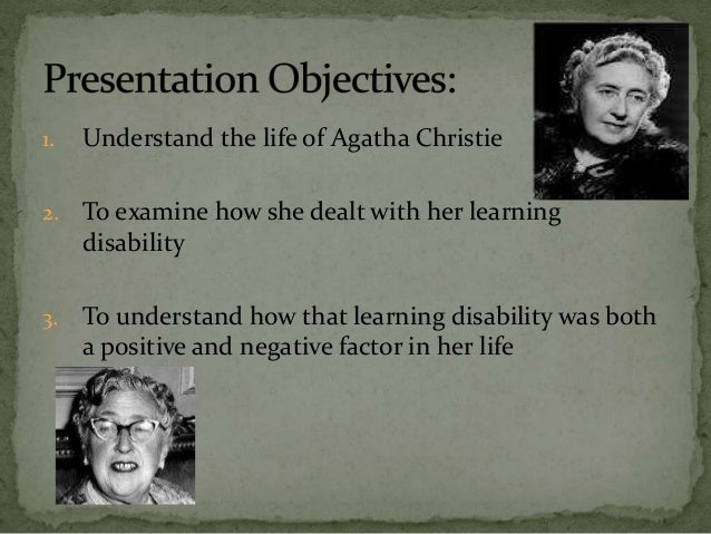 People with learning disability essay