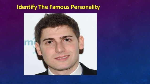 paragraph on famous personalities