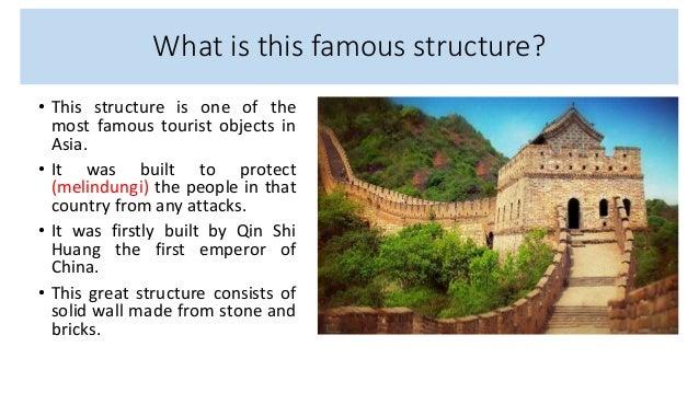 Descriptive Text Quizz Famous Places Around The World
