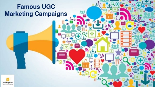 Famous UGC Marketing Campaigns