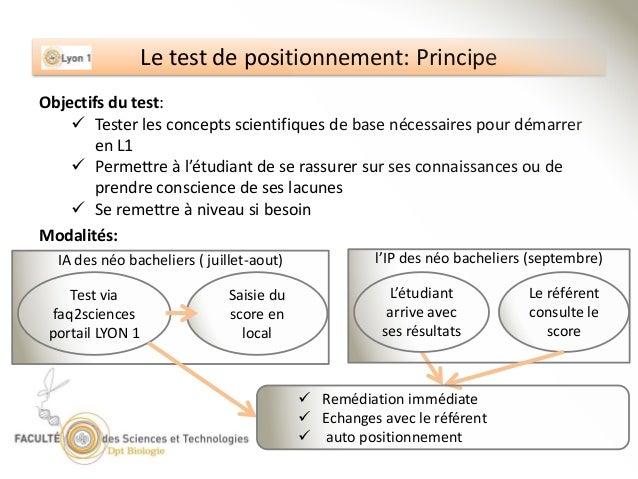 Faq2sciences au service de la transition L-1/L+1 Slide 2
