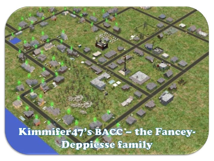 Kimmifer47's BACC – the Fancey-Deppiessefamily<br />
