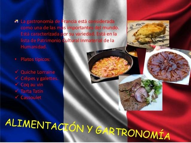 Francia for Gastronomia francesa historia