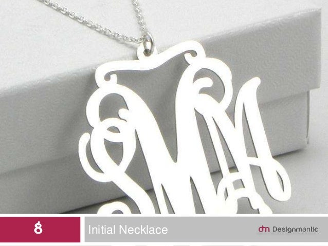 Initial Necklace8