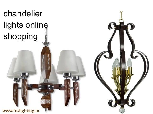 Buy online fancy lighting accessories in india chandelier lights online shopping foslighting aloadofball Images