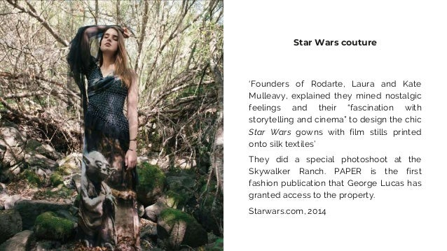 Fan fashion in the Age of Creative Business Slide 2
