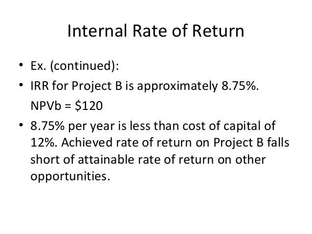 capital budgeting case study analysis · capital budgeting: a case study analysis of the role of formal evaluation techniques in the decision making processcapital budgeting: a case study analysis.