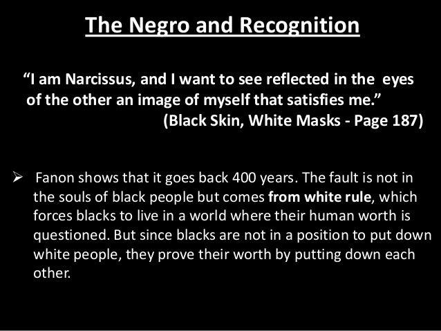 Negro and i