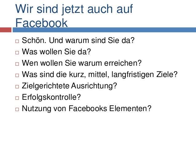 Facebook Fanpages - Gefällt mir!  Barcamp Hamburg 2010 Slide 3