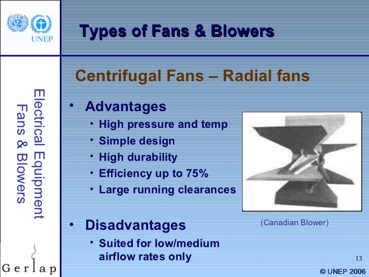 Axial Fan Design Calculation : Fans and blowers