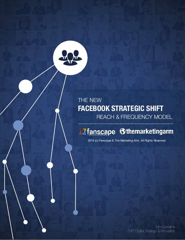 THE NEW FACEBOOK STRATEGIC SHIFT REACH & FREQUENCY MODEL ....................................................................