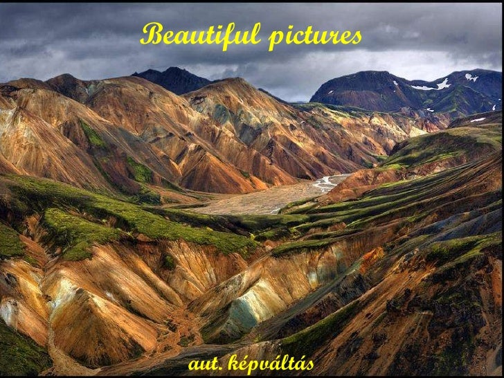 Beautiful pictures aut. képváltás