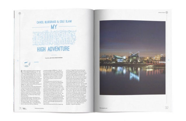 Fantastic and modern magazine design layouts Modern design magazine