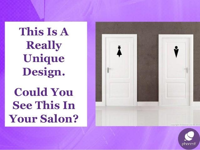 Salon Design Fantastic Restroom Sign Ideas