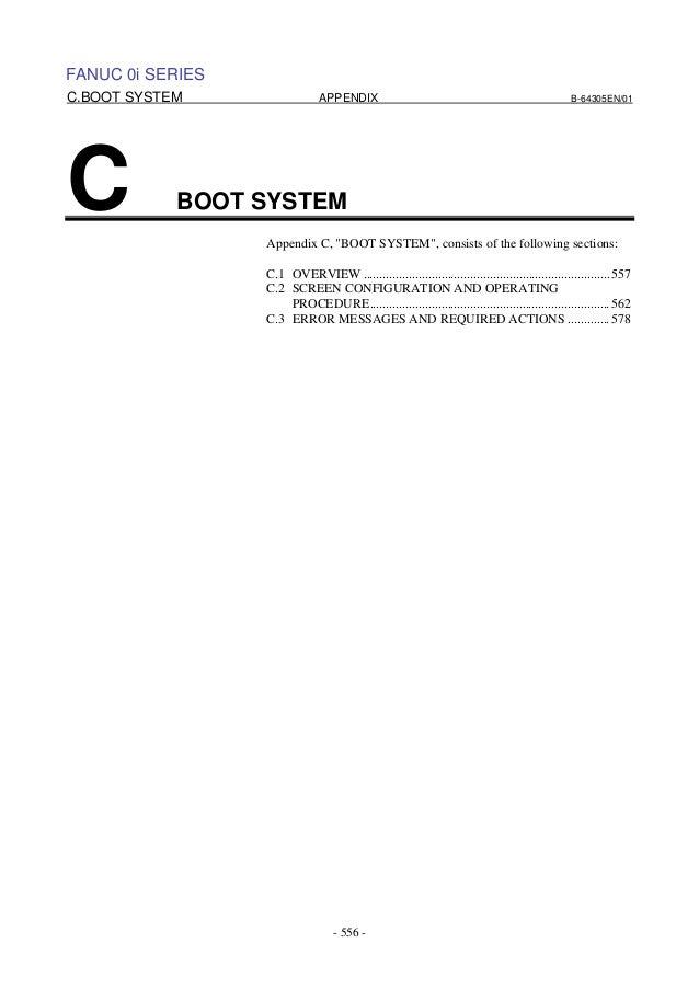Fanuc 0i Md Manual Download