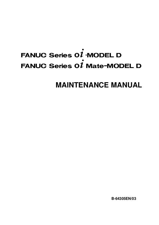 fanuc 0i maintenance manual cnc milling machine rh slideshare net fanuc 310i maintenance manual Fanuc 3T Parameter List