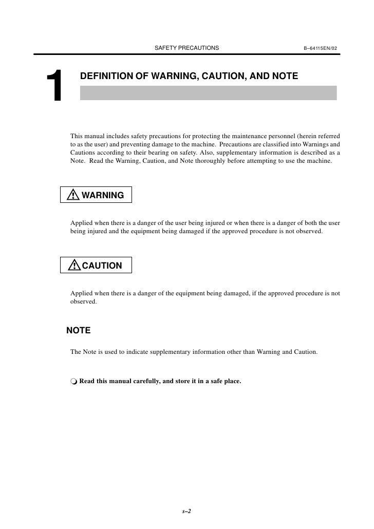 Fanuc Oi Mc Parameter manual download