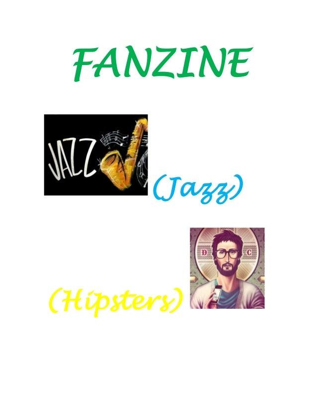 FANZINE  (Jazz)  (Hipsters)