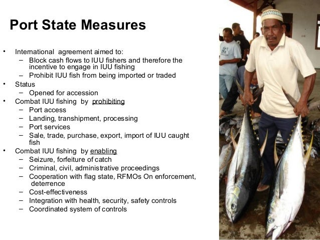 Introduction to illegal fishing in asia and the pacific for Fish pedicures illegal in 14 states