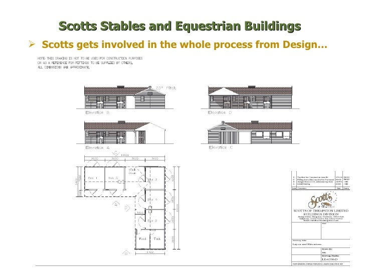Presentation On Timber Stables And Their Importance For