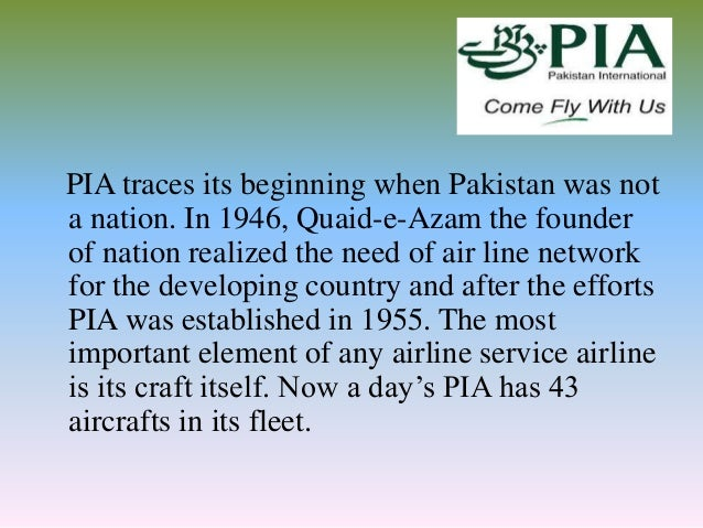 financial analysis of pakistan international airline Iata economics presents analysis of economic and policy developments affecting the financial performance of the global airline industry.