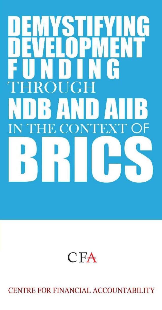FAQ on BRICS, NDB & AIIB