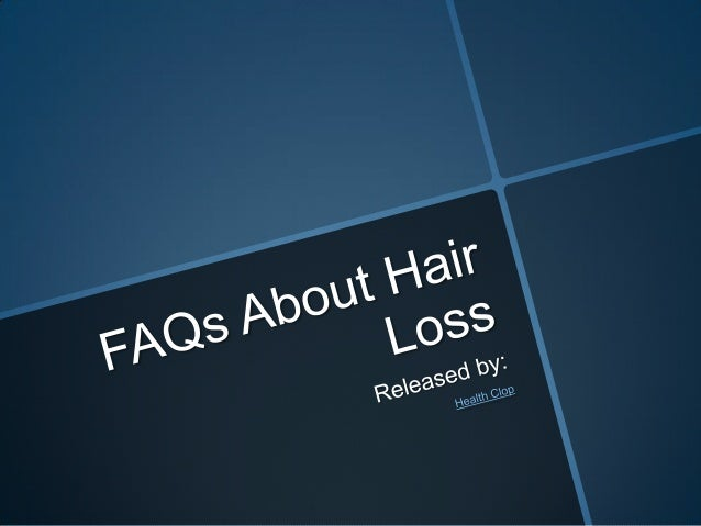What are the causes of alopecia (hair loss)? The cause can vary from patient to patient. And the cause is very crucial in ...