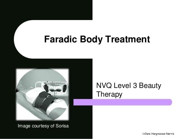 faradic body treatment