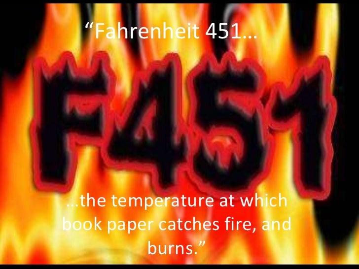 temperature that book paper burns