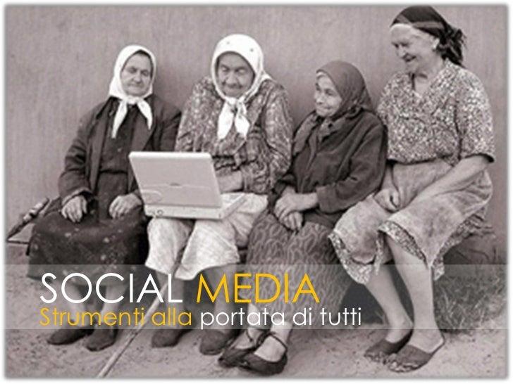Fare turismo online social media   Slide 2