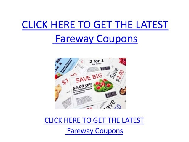 CLICK HERE TO GET THE LATEST       Fareway Coupons    CLICK HERE TO GET THE LATEST           Fareway Coupons