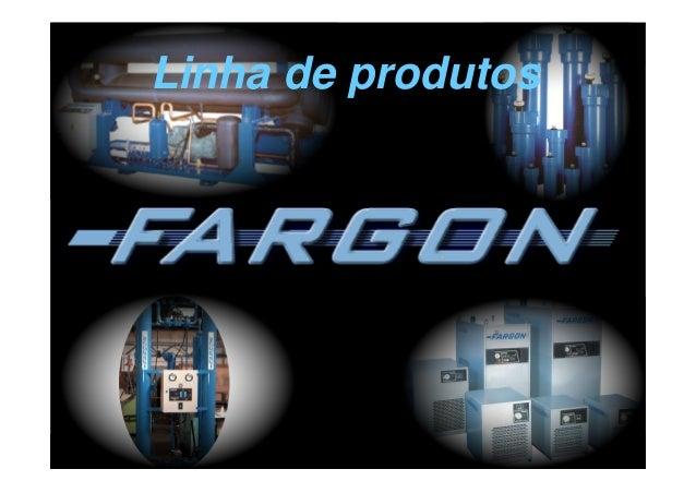 Linha de produtos  Tratando o ar desde 1963
