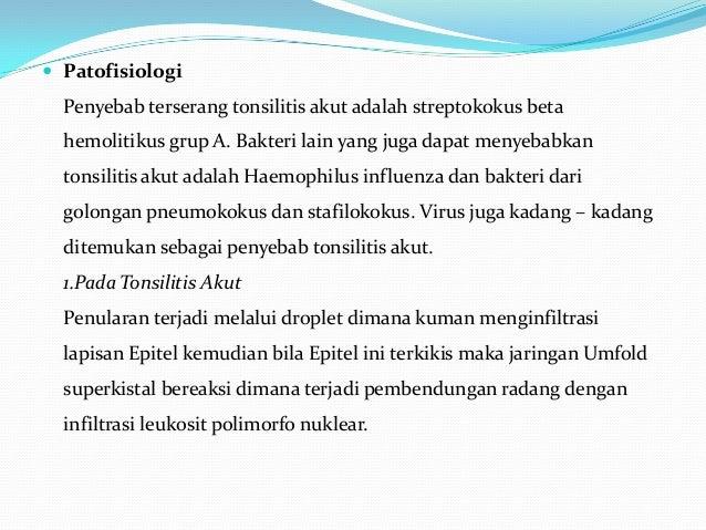 Faringitis Dan Tonsilitis Akper Pemkab Muna