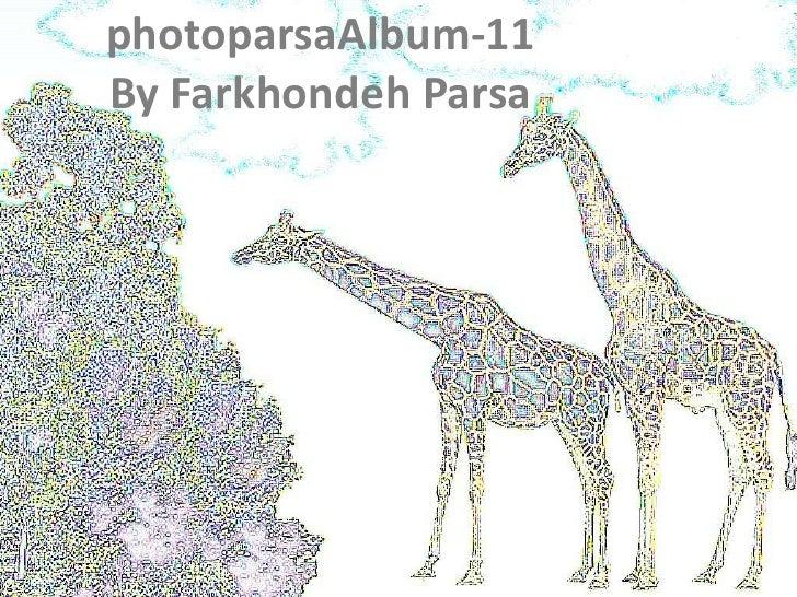 photoparsaAlbum-11By FarkhondehParsa<br />