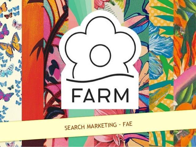 SEARCH MARKETING - FAE