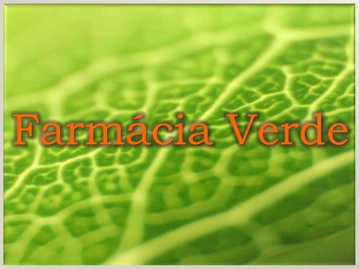 Farmácia Verde
