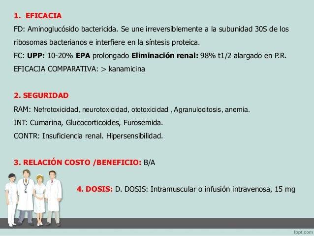 1. EFICACIA  Farmacodinamia: Antagonista M-3.  Farmacocinética: I:15' Max:1h D:5-6h  E. Comparativa: < Salbutamol.  2. SEG...