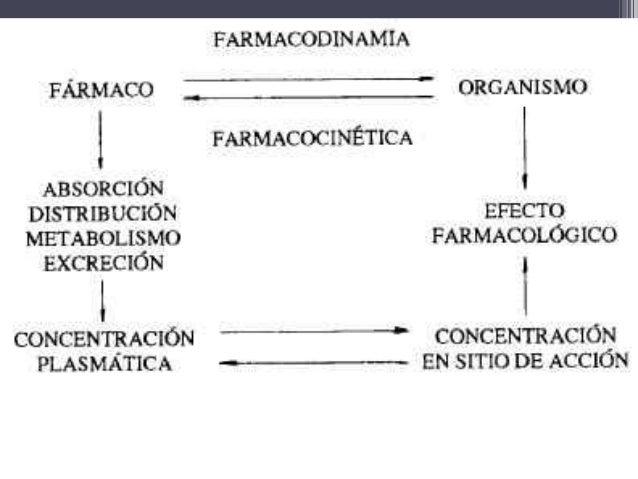 FARMACOCINETICA Y FARMACODINAMIA PDF