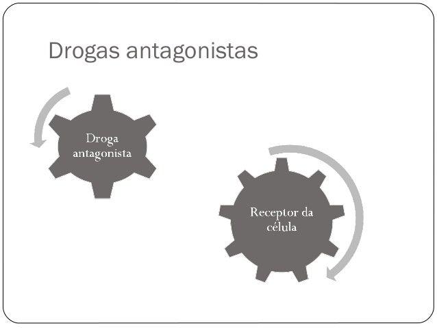 Drogas antagonistas