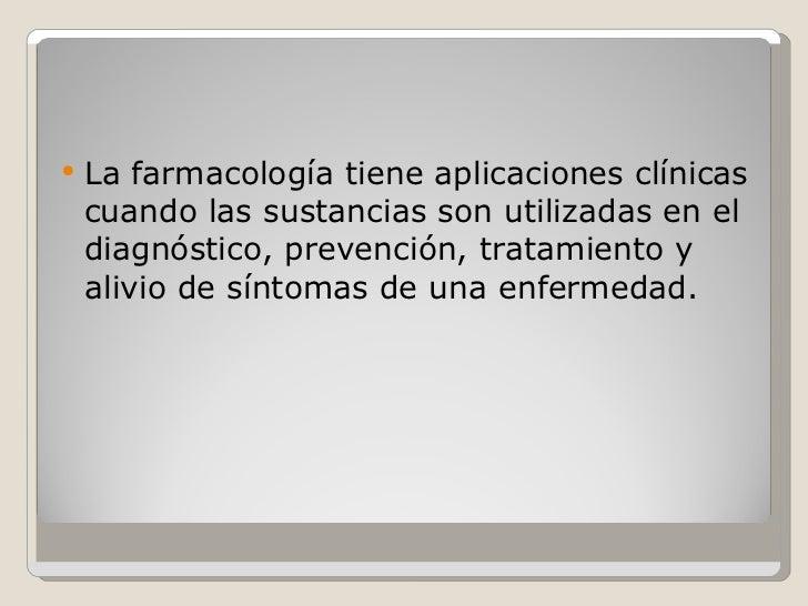 Farmacología Slide 3