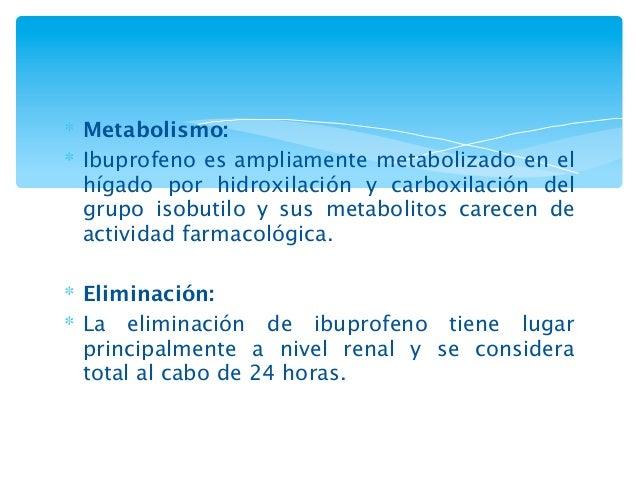 Formas rentables para Metabolismo basale