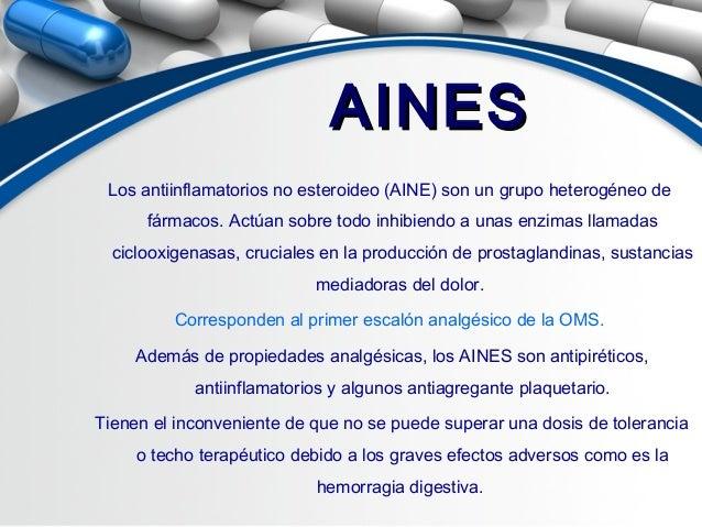 Analgesia en Odontología