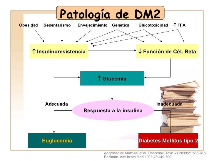 Farmacologia De La Diabetes