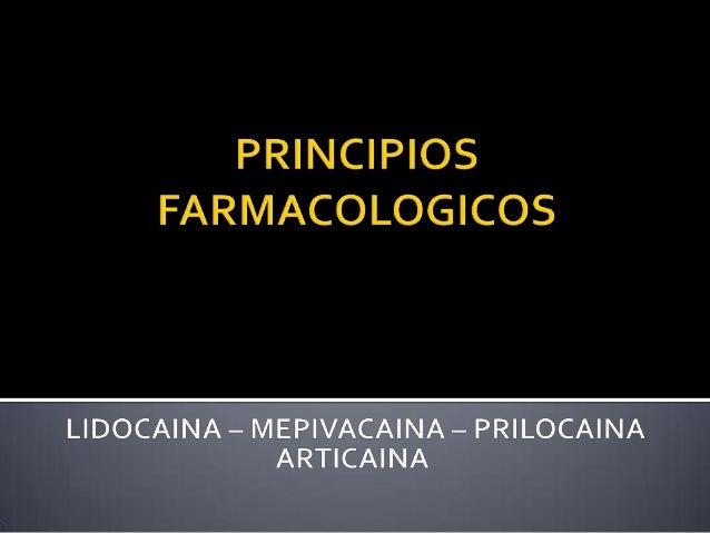        La metahemoglobinemia es un efecto tóxico secundario Metabolito Orto toluidina 600 mg de Prilocaina 5% metahe...