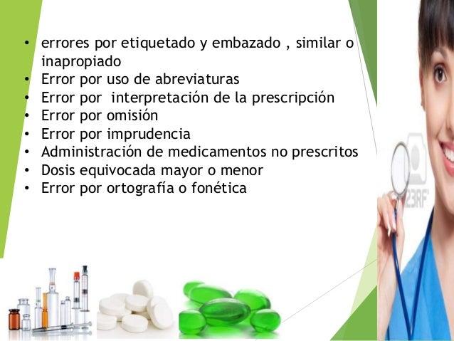 Farmacologia en enfermeria: Y VIAS DE ADMINISTRACION